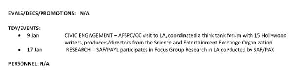 USAF-MeetingwithScienceandEntertainmentExchange