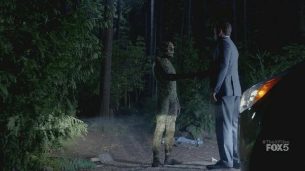 X-Files-Mulderandthelizard-man